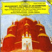 Mussorgsky: Pictures At An Exhibition [Import]