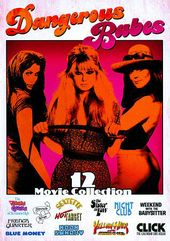 Dangerous Babes - 12 Movie Collection (3-DVD)