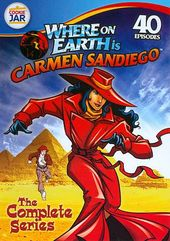 Where on Earth Is Carmen Sandiego - Complete