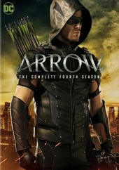 Arrow - Complete 4th Season (5-DVD)