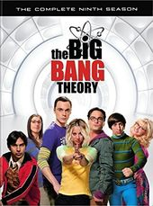 The Big Bang Theory - Complete 9th Season (3-DVD)