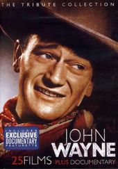 John Wayne - 25-Film Tribute Collection (4-DVD)