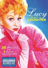 Lucille Ball - Lucy: A Legacy of Laughter (4-DVD)