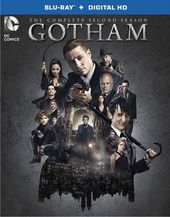Gotham - Complete 2nd Season (Blu-ray)