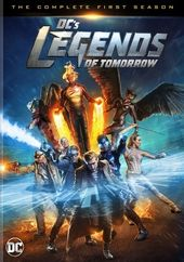 Legends of Tomorrow - Complete 1st Season (4-DVD)