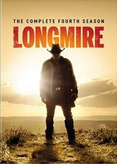 Longmire - Complete 4th Season (2-DVD)