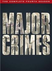 Major Crimes - Complete 4th Season (4-DVD)