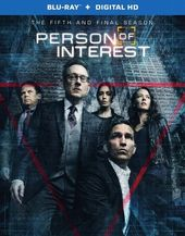 Person of Interest - Complete 5th Season (Blu-ray)