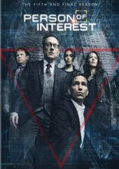 Person of Interest - Complete 5th Season (3-DVD)