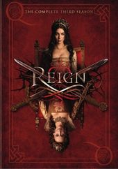 Reign - Complete 3rd Season (3-DVD)