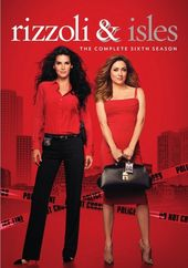 Rizzoli & Isles - Complete 6th Season (3-DVD)
