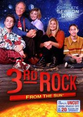3rd Rock from the Sun - Season 1 (2-DVD)