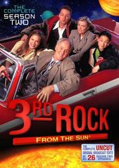 3rd Rock from the Sun - Season 2 (2-DVD)