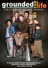 Grounded for Life - Season 2 (3-DVD)