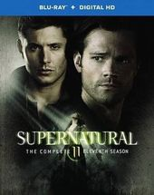 Supernatural - Complete 11th Season (Blu-ray)