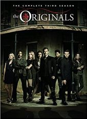 The Originals - Complete 3rd Season (5-DVD)