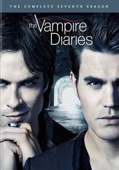 The Vampire Diaries - Complete 7th Season (5-DVD)