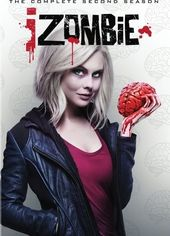 iZombie - Complete 2nd Season (4-DVD)