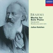 Brahms: Solo Piano Works