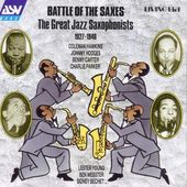 The Battle of the Saxes [ASV / Living Era]