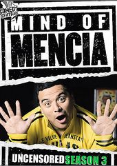 Mind of Mencia - Uncensored Season 3 (2-DVD)
