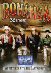 Bonanza - Adventures with the Cartwrights [Tin