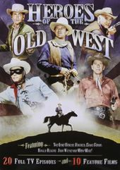 Heroes of the Old West: 20 TV Episodes + 10