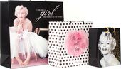 Marilyn Monroe - Gift Bag Set of 3