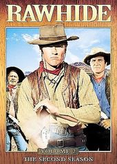Rawhide - Season 2, Volume 2 (4-DVD)
