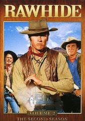 Rawhide - Season 2 - Volume 2 (4-DVD)
