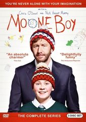 Moone Boy - Complete Series (3-DVD)