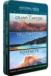 National Parks of the West [Tin Case] (2-DVD)