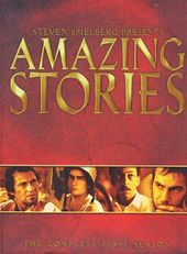Amazing Stories - Complete 1st Season (4-DVD)
