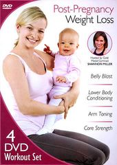 Post-Pregnancy Weight Loss (4-DVD)