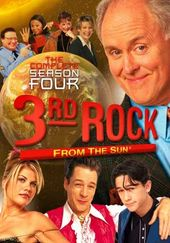 3rd Rock from the Sun - Season 4 (3-DVD)
