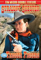 Tim McCoy Double Feature: Straight Shooter (1939)