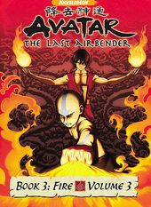 Avatar: The Last Airbender - Book 3: Fire Volume 3
