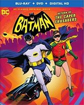 Batman: Return of the Caped Crusaders (Blu-ray +