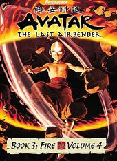 Avatar: The Last Airbender - Book 3: Fire Volume 4
