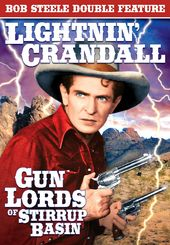 Bob Steele Double Feature: Lightnin' Crandall