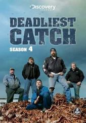 Deadliest Catch - Season 4 (5-DVD)