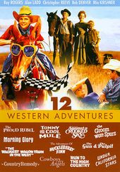 Western Adventures: 12 Movies (3-DVD)