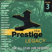 Prestige Legacy, Volume 3 - All-Star Jam Sessions
