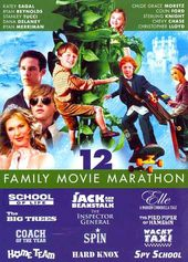Family Movie Marathon (3-DVD)