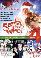 Holiday Collection: 4 Movies (Santa Who / Santa