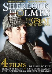 Sherlock Holmes: The Great Investigator