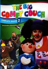 The Big Comfy Couch - Complete Series (22-Disc)