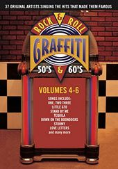 Rock & Roll Graffiti: 50's & 60's - Volumes 4-6