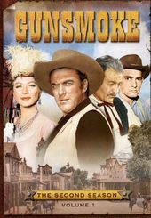 Gunsmoke - Season 2 - Volume 1 (3-DVD)