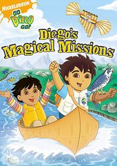 Go, Diego Go!: Diego's Magical Missions